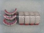 В некоторых моделях автомобиля КрАЗ, таких как 6510, 65101, 65055, установлена рабочая тормозная система...